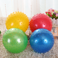Wholesale Children Toy Roller Beach Outdoor Game Inflatable Rubber Ball