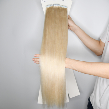 K.SWIGS Large Stock 100% Top Quality Virgin Hair Remy Human Single Drawn Tape Hair Extensions