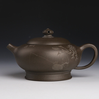 Hot-selling China Handmade Purple Clay Teapot Clay 240ml Teapot