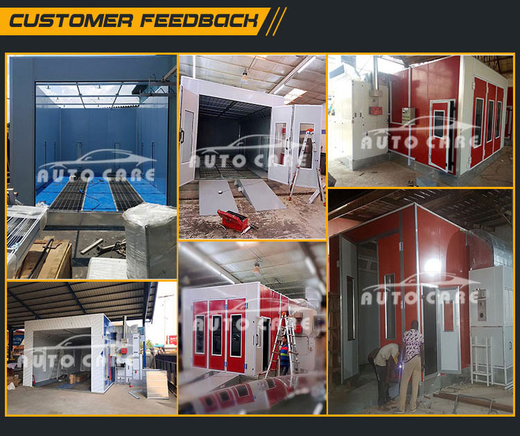 2019 Hot Sale Ce Approved Used Spray Booth For Sale Buy