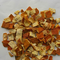 orange peel Tangerine peel Dried citrus peel