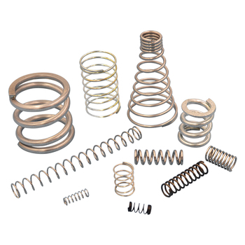 Custom steel helical compression coil spring for various types