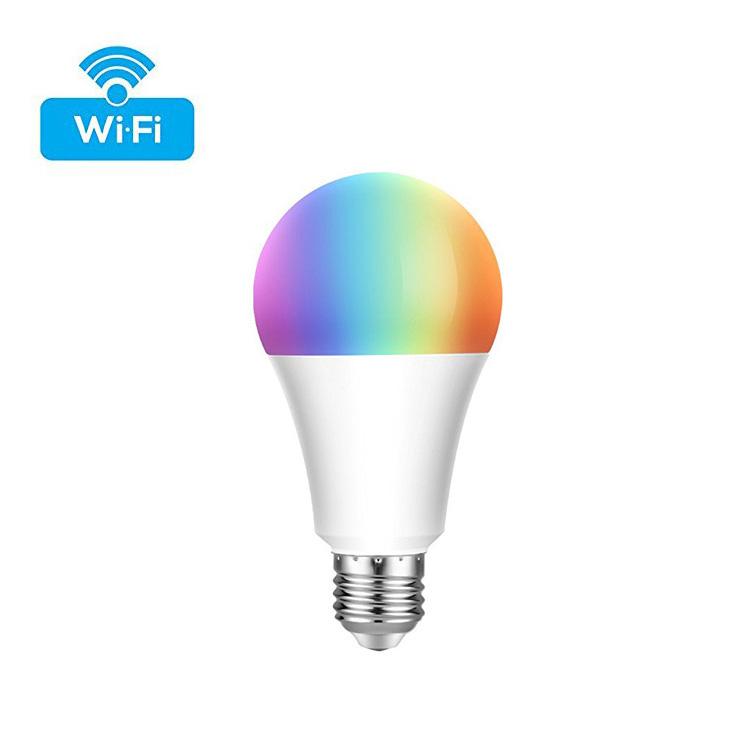 SZMYQ tuya bulb smart home wifi 9w dimmable g9 led bulb lighting tuya 9w smart_bulb_wifi