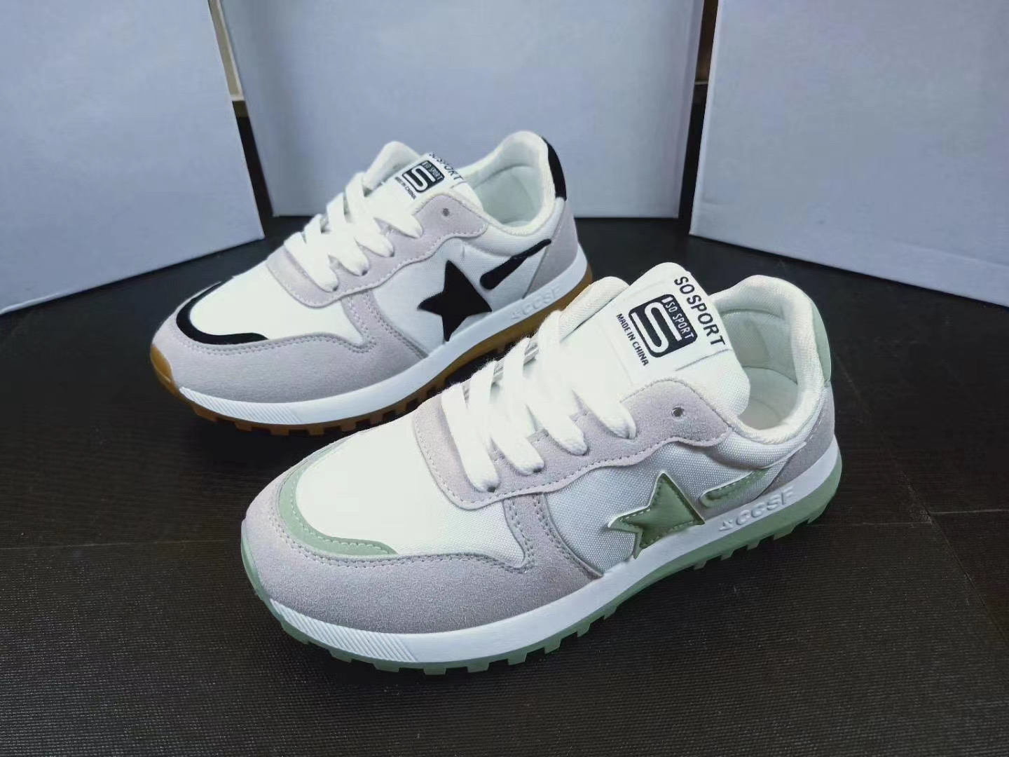 Hot sale New design woman casual sports shoes W0824-5 2020 fashion