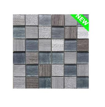 Glass Mix Stone Mosaic Tile Kitchen Wall Tiles 50x50 Glass Mosaic Tile Buy 50x50 Glass Mosaic Tile Kitchen Wall Mosaic Tile Glass Mix Stone Mosaic Tile Product On Alibaba Com