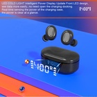Bluetooths Bluetooth Good In Ear Earphones Amazon Hot Selling Design Mini Bluetooths Earphone Earbuds Headphone Wireless Bluetooths Tws In Ear Earbuds Tw60 Tws