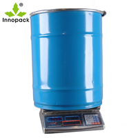 Metal barrel 60 liter steel drum