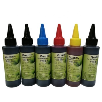 PGI280 CLI281 compatible dye ink CISS tank ink  refill dye ink for canon  TR7520/TR8520/TS6120/TS812