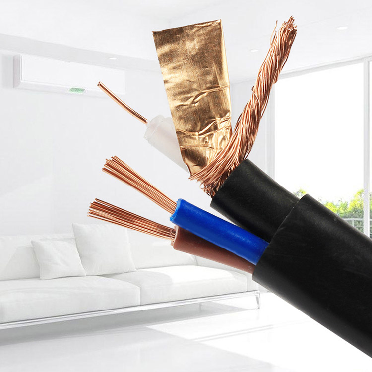 Reliable quality high speed power supply coaxial cable rg58 rg6 rg11,100m 200m 300m cctv cable