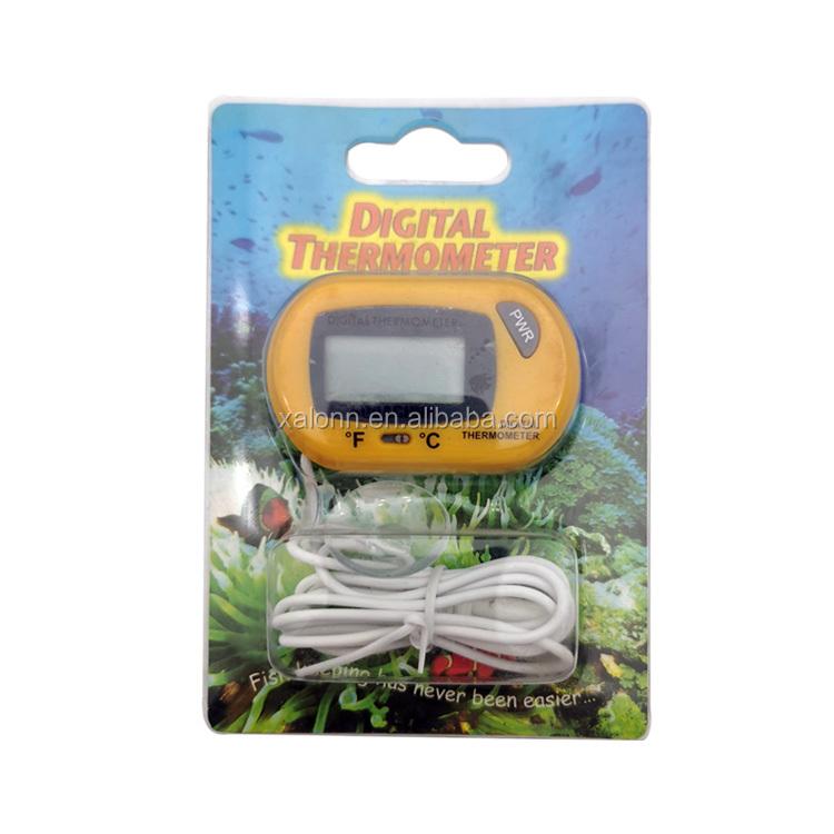 Digital LCD Fish Aquarium Tank Marine Water Thermometer