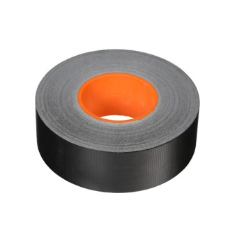 2019 Indian Free Sample Heavy Duty No Residue Silver Adhesive Gaffer Cloth Duct Tape