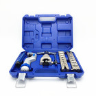 WK-806FT-L Eccentric tube expander refrigeration tool kit 6-19mm including CT-207 cutter and Pour angle ware
