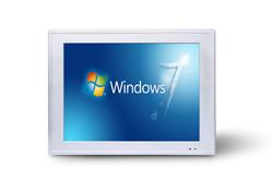 I7-7500U 15.6 ''タブレット PC 、産業用パネル pc ファンレス冷却システム
