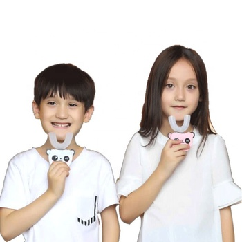 Wholesale Private Label Wireless Rechargeable Kids 360 Degree Sonic Automatic Electric Toothbrush For Children