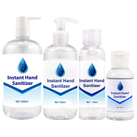 Custom hand wash 100ml 250ml 500ml hand sanitizer gel