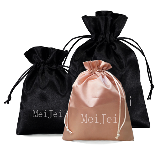 Customized gift bag pouches,makeup pouch bag packaging