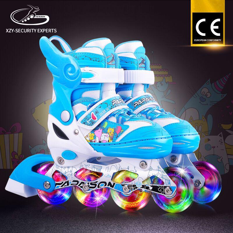 Venda quente de Alta Qualidade Patins patins inline patins elétrico crianças Em estoque