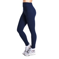 Zohra spandex girls fitness leggings butt lift digital printed work out thick sublimation yoga pants