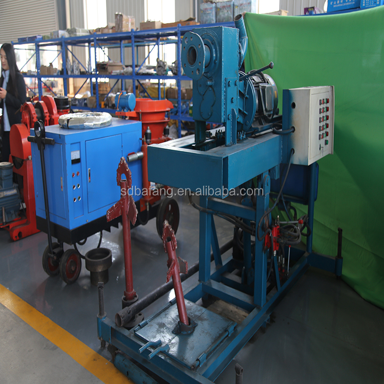 Easy operation small water well drilling rig  Electric traction drilling machine