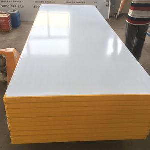 (AU Standard)Fire resistant acoustic EPS insulated structural sandwich wall panel for prefabricated houses