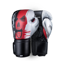 Hebei wolon professional leather Special Muay Thai Boxing Gloves