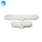 Fluorescent Lamp Marine Fluorescent Light JCY23-2EF T8 Waterproof Steel Sheet Double Tube Marine Fluorescent Pendant Light / Lamp