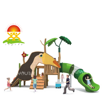 good quality funny kids playground outdoor slide
