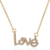 trending now wedding engagement diamond personalised minimal long necklace gold zirconia jewelry
