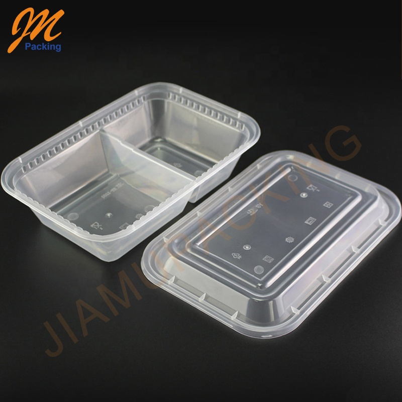 Plastic Food Disposable Packaging Containers Take Away Lunch Box Buy Plastic Food Container Disposable Lunch Box Food Packaging Containers Product On Alibaba Com