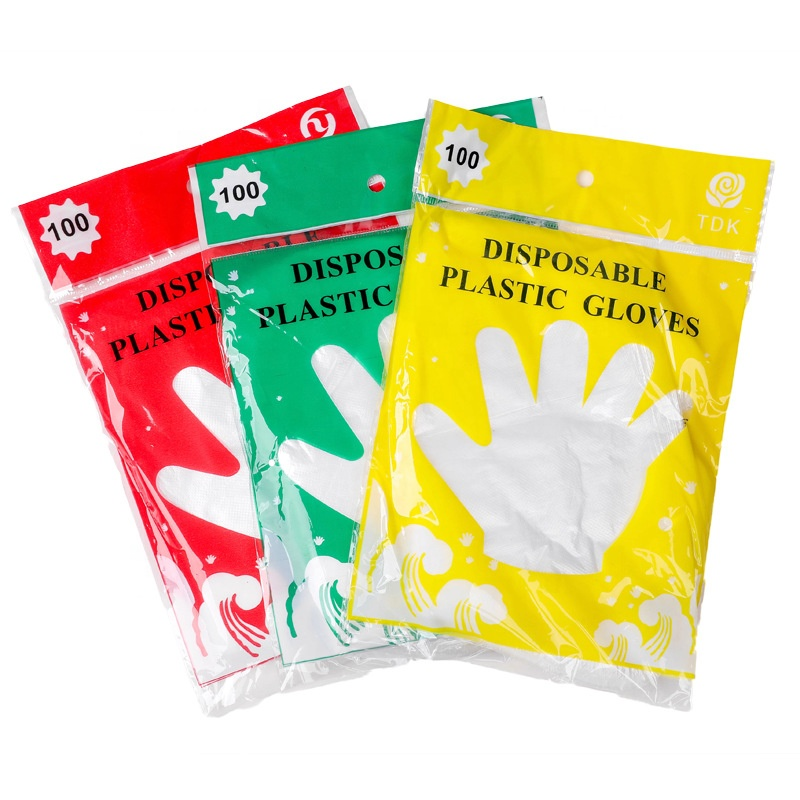 PE Cooking Cleaning Disposable <strong>Gloves</strong>