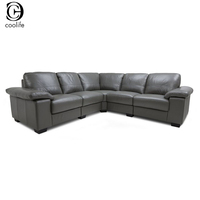Furniture Living Room Home Interior Corner Leather Kino Sofas, Sectionals & Loveseats