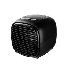 Портативный мини USB Настольный вентилятор, бесшумный перезаряжаемый Настольный вентилятор, кондиционер, кулер для дома и офиса, охлаждающи...(Китай)