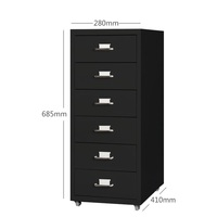 Helmer metal 6 drawers cabinet used steel storage file cabinets