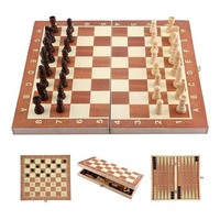 manufacturers direct custom luxury paper chess board sets in box