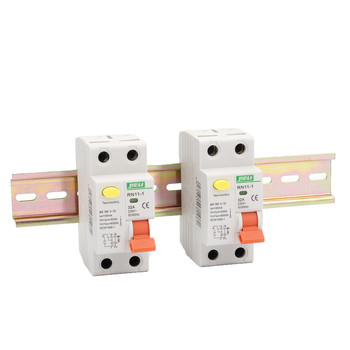 2015 new design residual current device(rcd) switch types residential circuit breakers