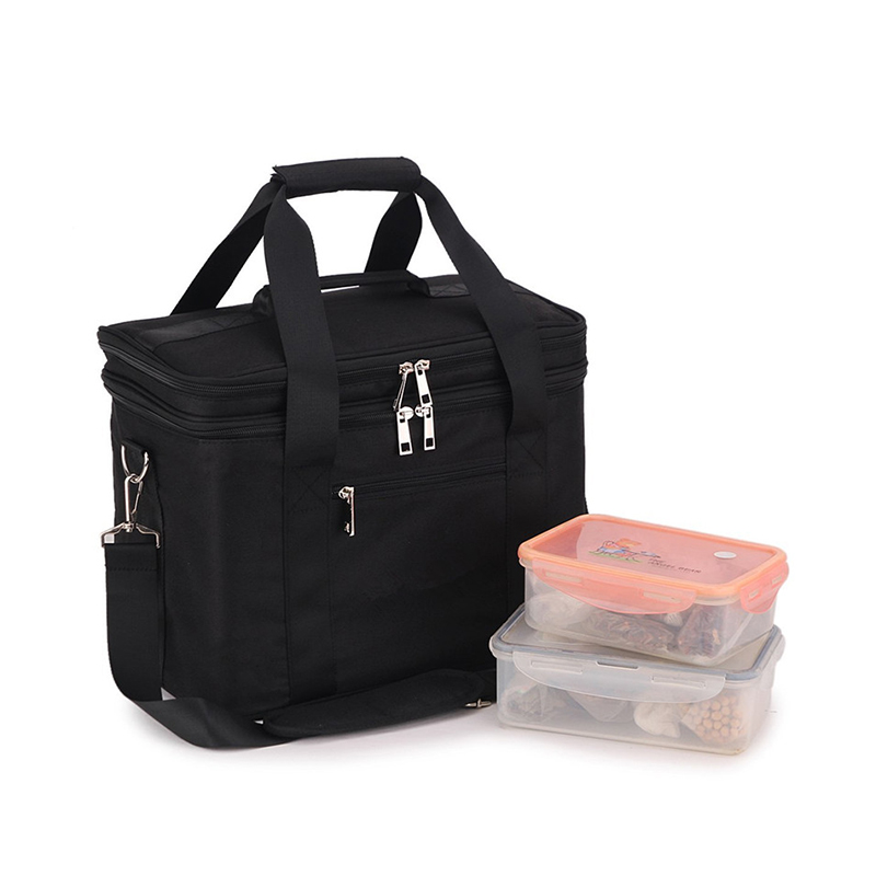 Osgoodway Eco Friendly Custom Logo Insulated Travel Tote Cooler Bag For Food