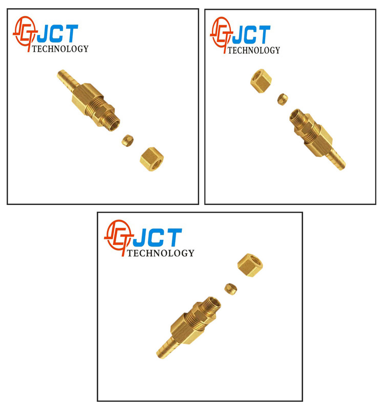 Customized precision cnc turning brass mechanical parts