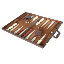 Viaggio in pelle box <span class=keywords><strong>backgammon</strong></span>