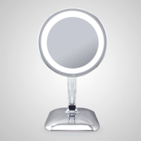 10X Custom Magnifying Makeup mirror Led Lighted Makeup vanity Mirror