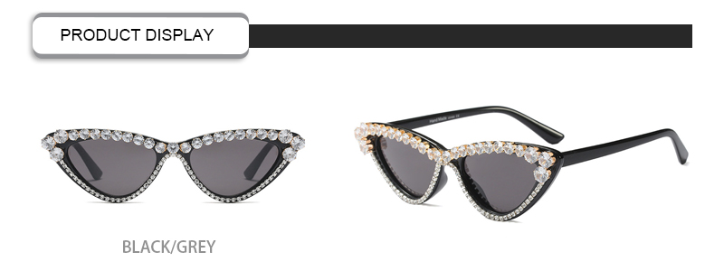 Fuqian women round sunglasses women Suppliers for women-11