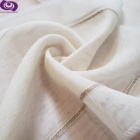 Cheap Linen Look 100% Polyester Fashion Curtain Fabric