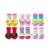 Custom Infant cartoon animal winter warm newborn fashion cotton cute baby socks