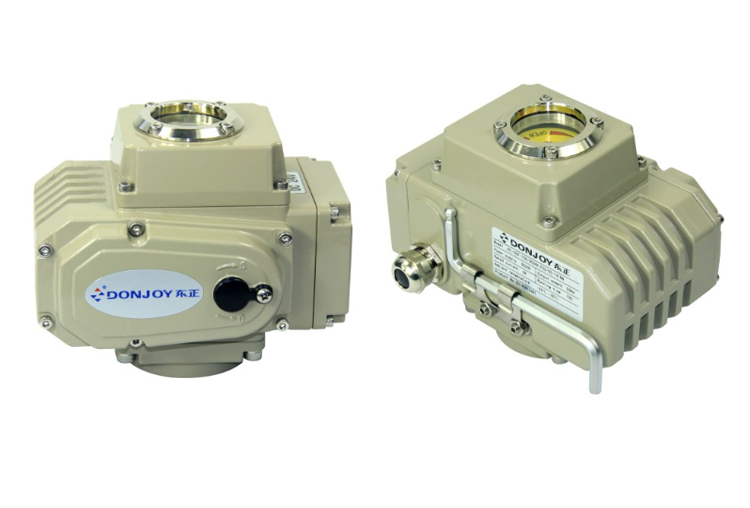 DONJOY HOT SALE Stainless steel sanitary Electric actuators