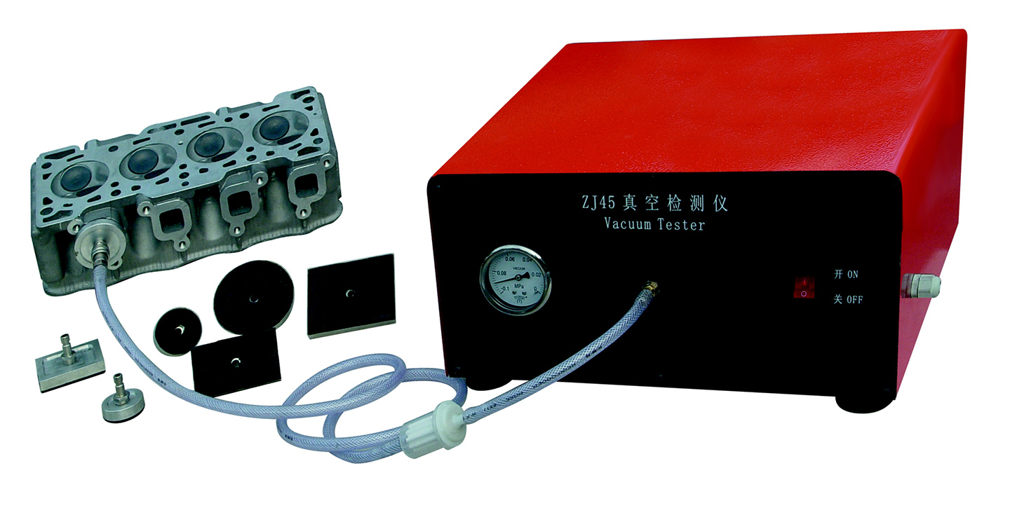 ZJ45 vacuum tester for testing the seal level of engine valve and valve seat