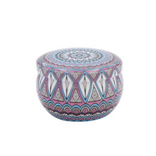 Wholesale Colored Candle Tin Custom Printed Candle Tins Candle Jar