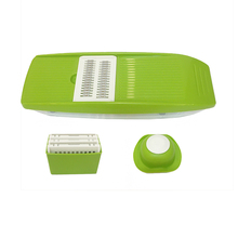 Kitchen multi plastic food vegetable box grater