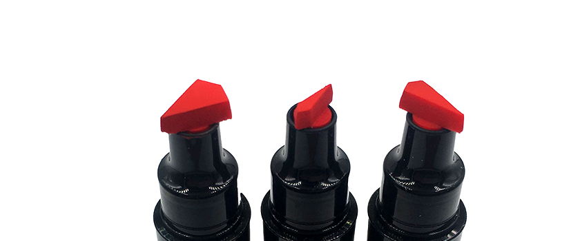 neon custom logo waterproof eyeliner private label stamp eyeliner pen