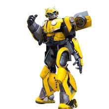 HI 2.6-2.8Hm bumble bee cosplay transformers <span class=keywords><strong>mascotte</strong></span> kostuum/<span class=keywords><strong>fabriek</strong></span> prijs hornets autobot robots te koop