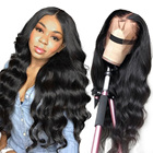 Light Brown [ Wigs Wig ] 2020 Wigs Full Full Curly Full Hair Wig Blonde Human Deep Wave Glueless Wigs Direct Selling