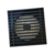 Bathroom Black Color Aluminum Adjustable Dish Drainer Good Sanitary Ware Chrome Plated Steel Small Dish Drainer